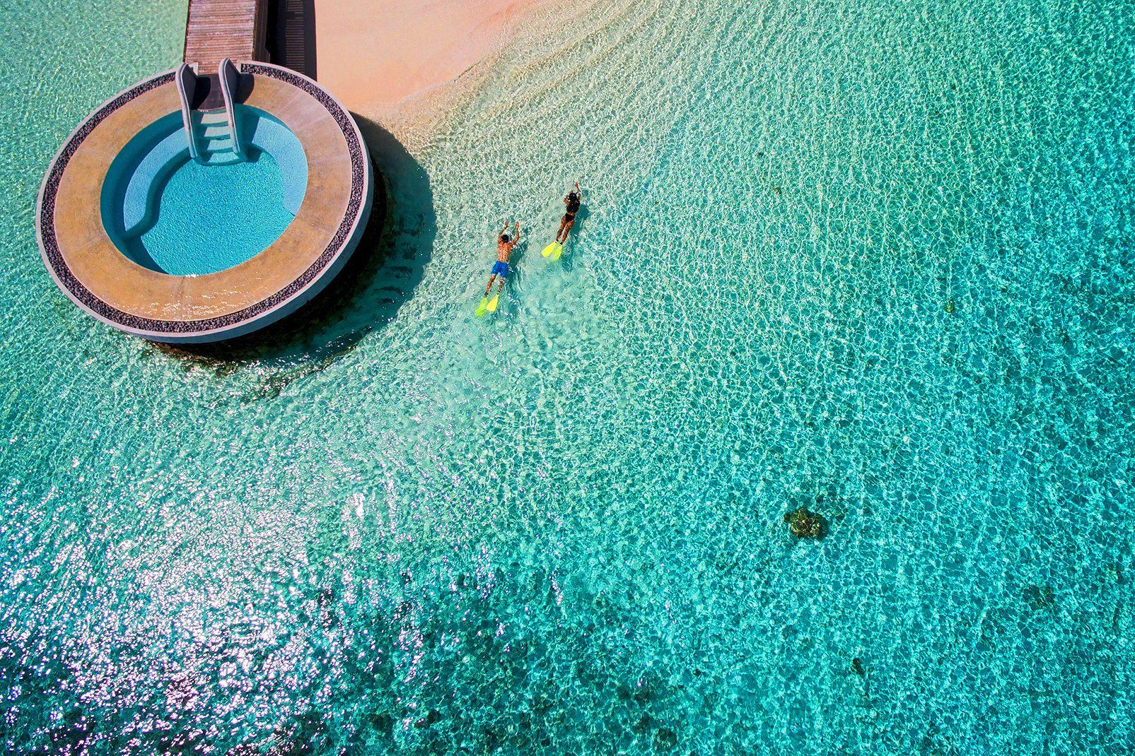 Huvafen Fushi Maldives  - 1