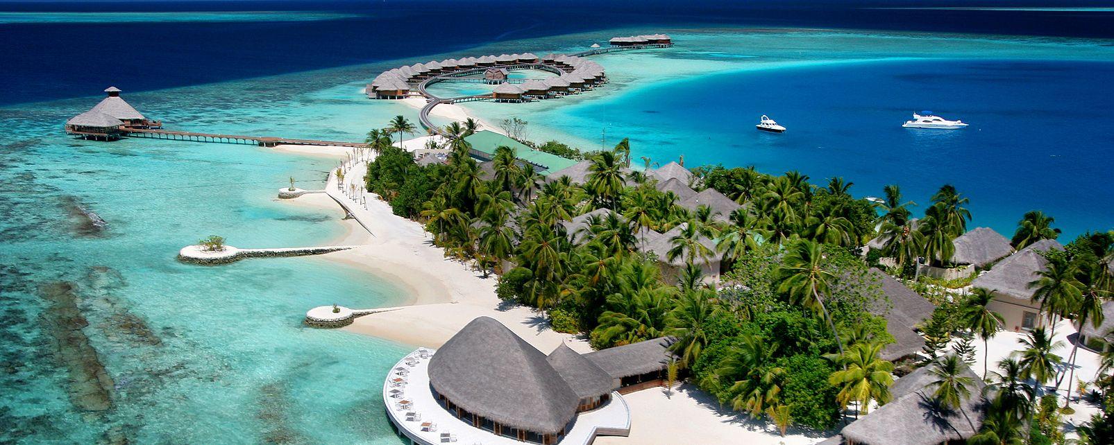 Hotel Huvafen Fushi Maldives