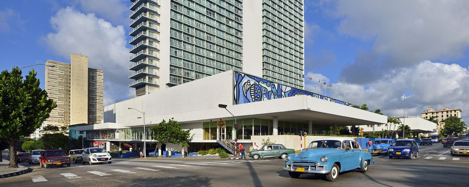 Hotel Tryp Habana Libre in Havana