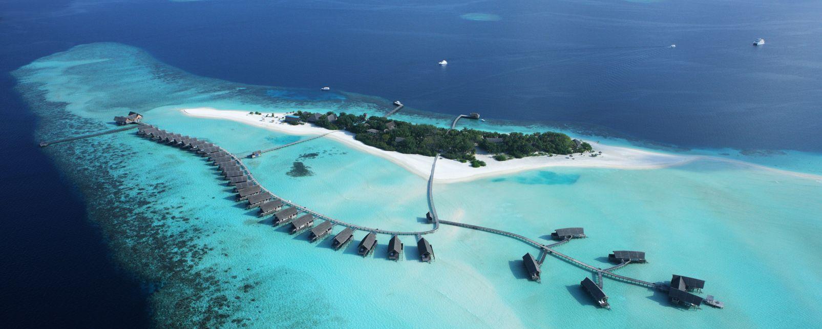 Hotel Cocoa Island by COMO