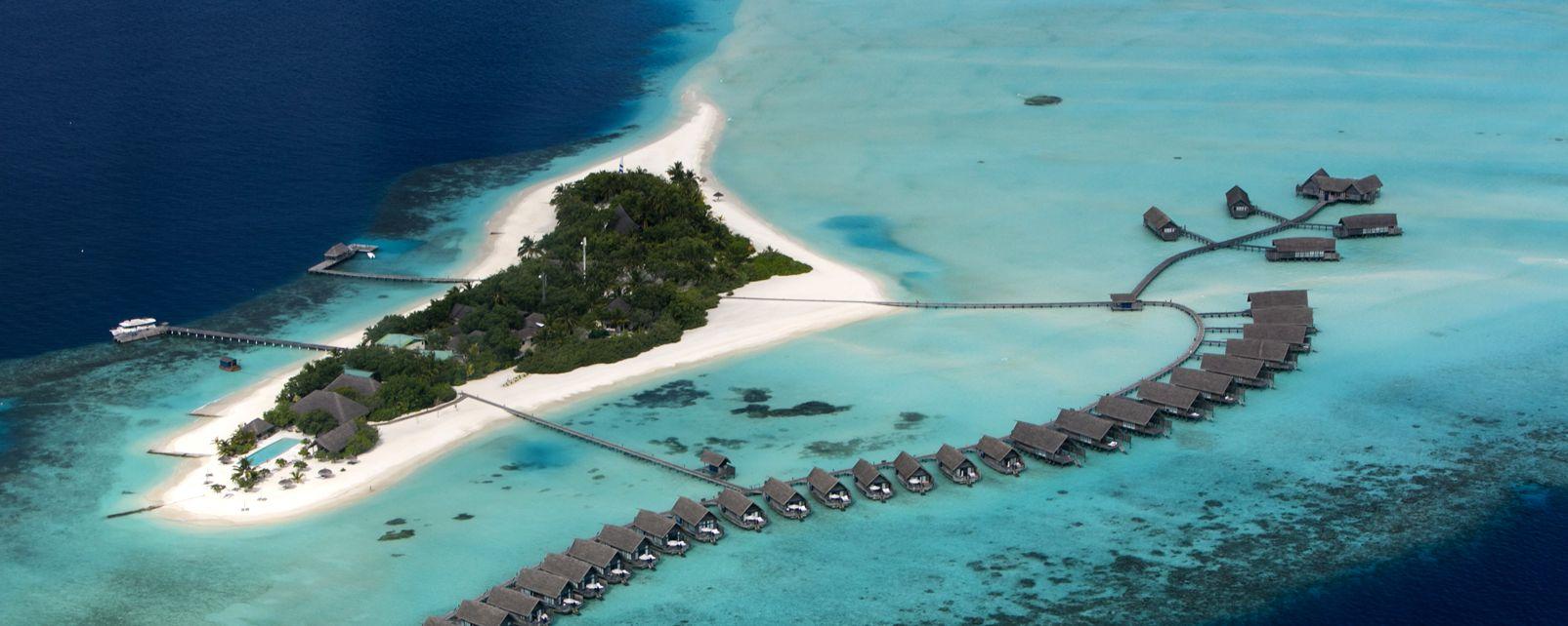 Hôtel Cocoa Island by COMO