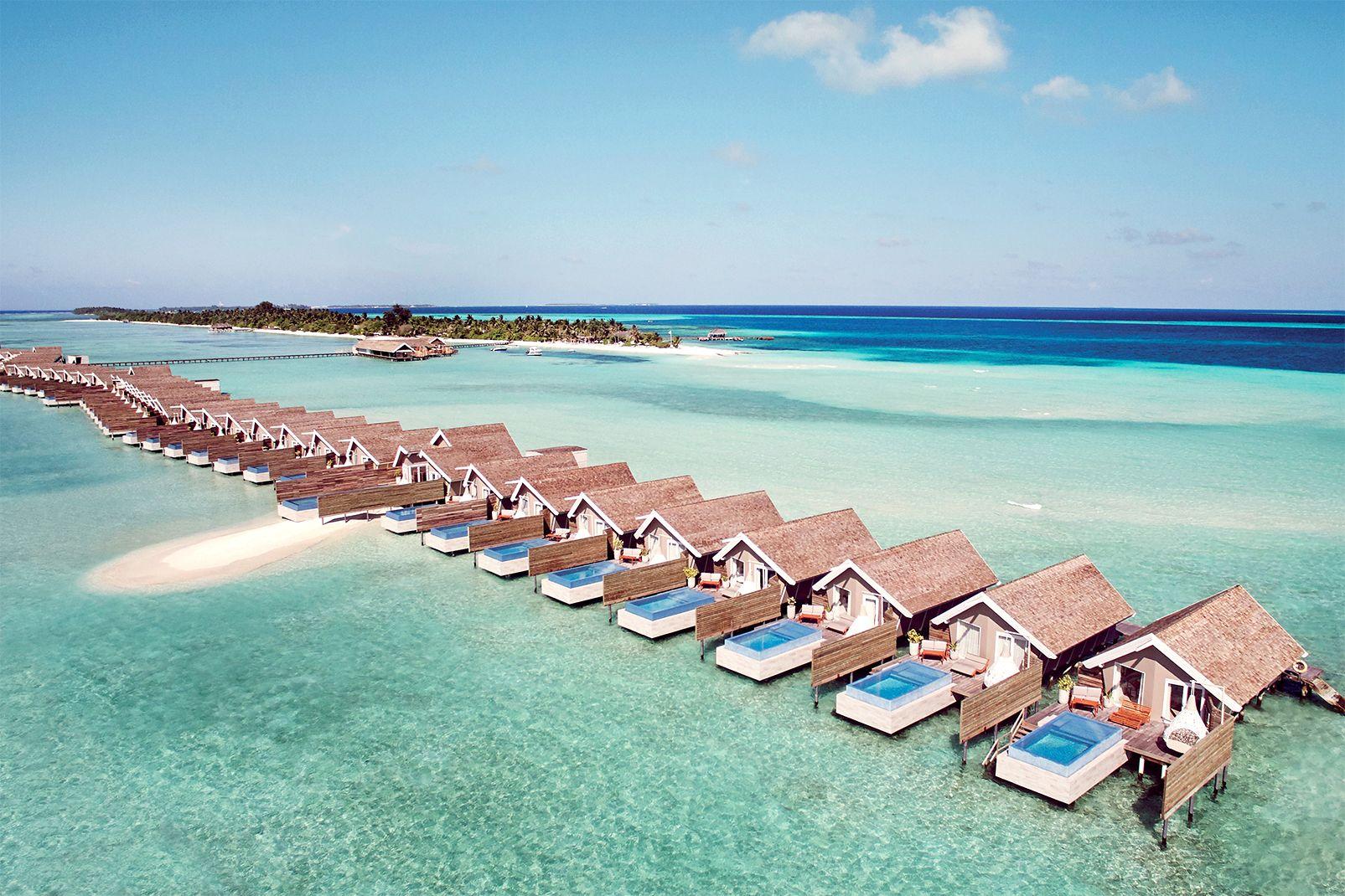 Hôtel LUX South Ari Atoll 5* - 1