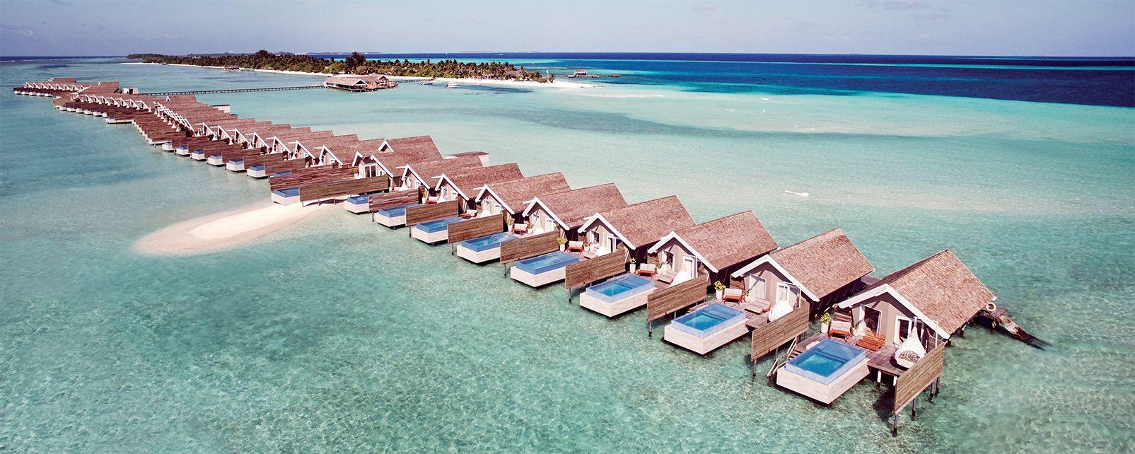 Hôtel LUX* South Ari Atoll