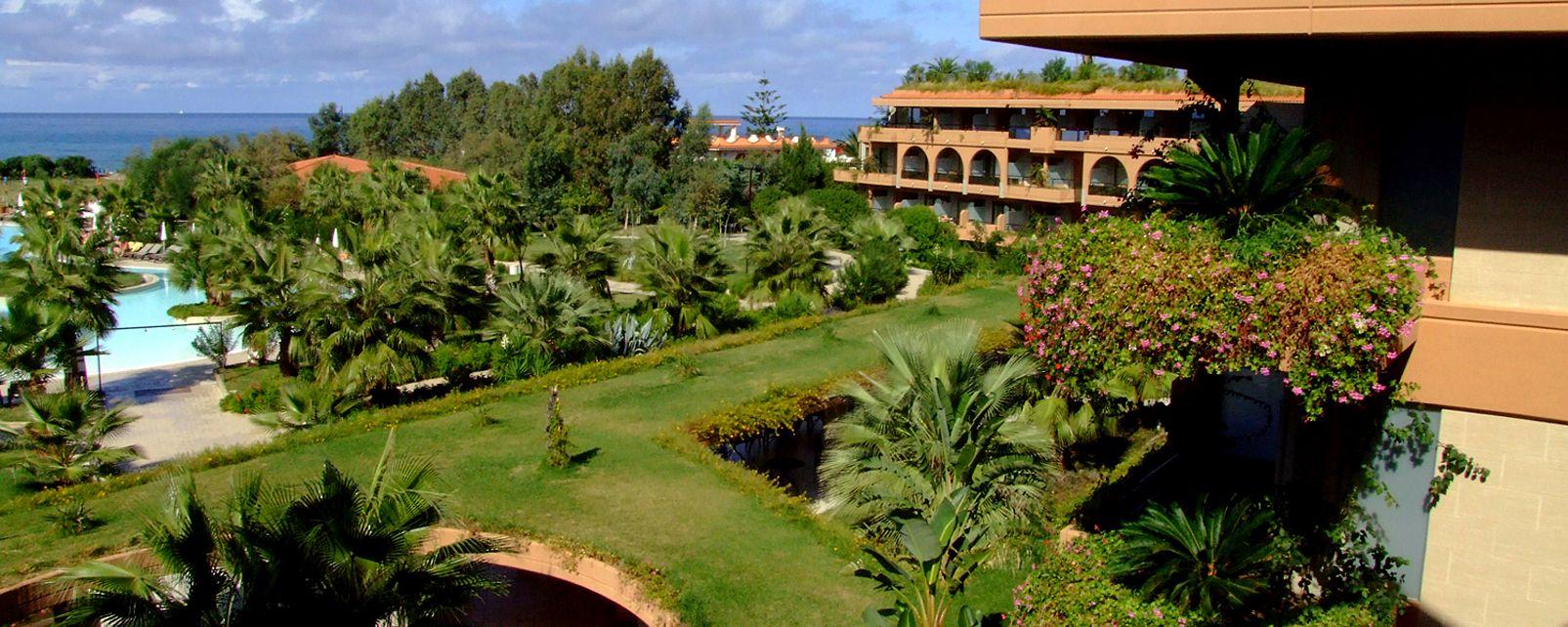 Hôtel Acacia Resort