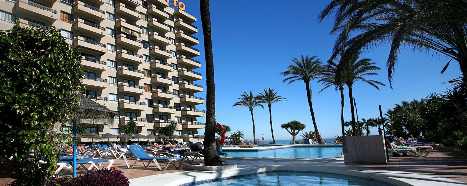 Hotel Aloha Puerto