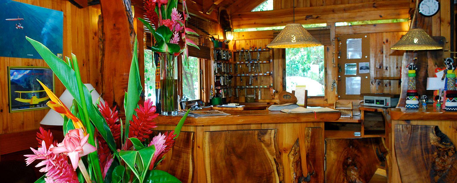 Hotel Lodge Roche Tamarin