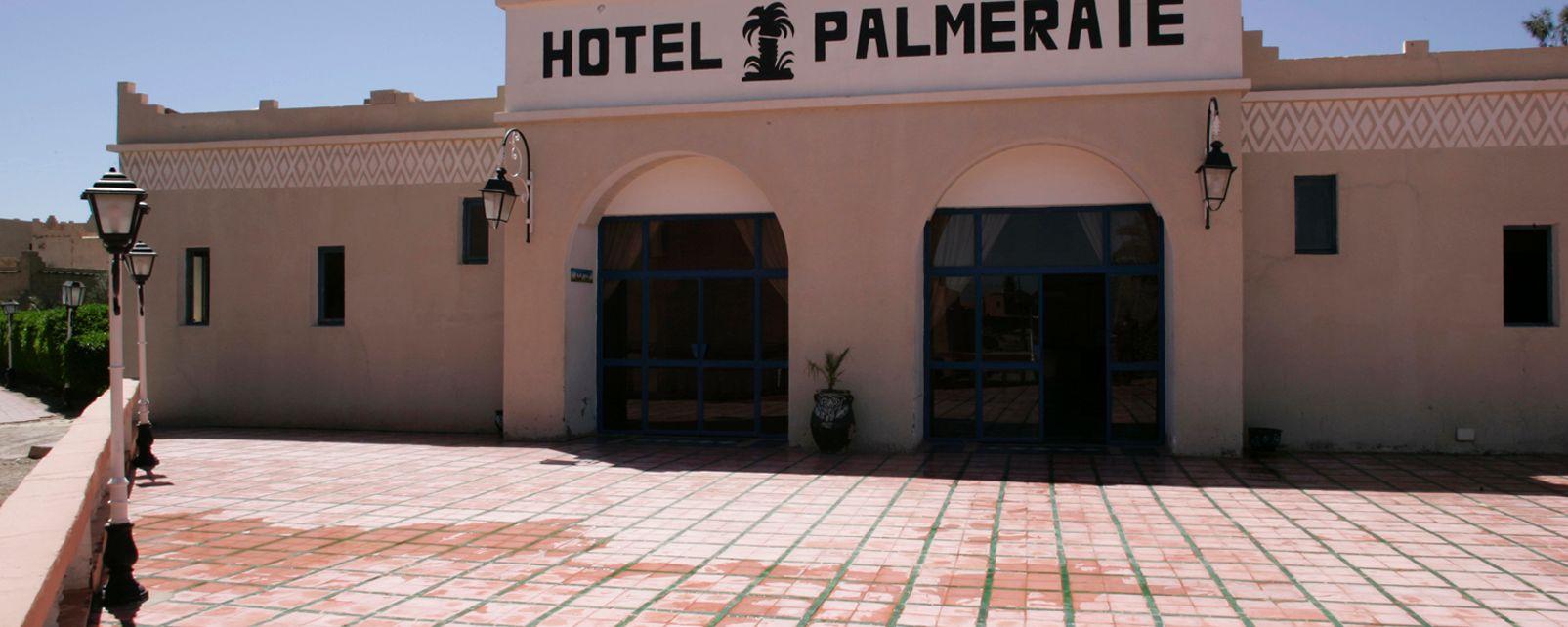 Hôtel Palmeraie