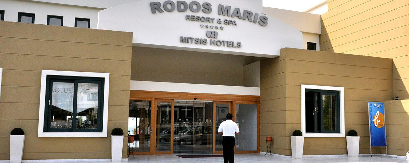 Hotel Sentido Mitsis Rodos Maris