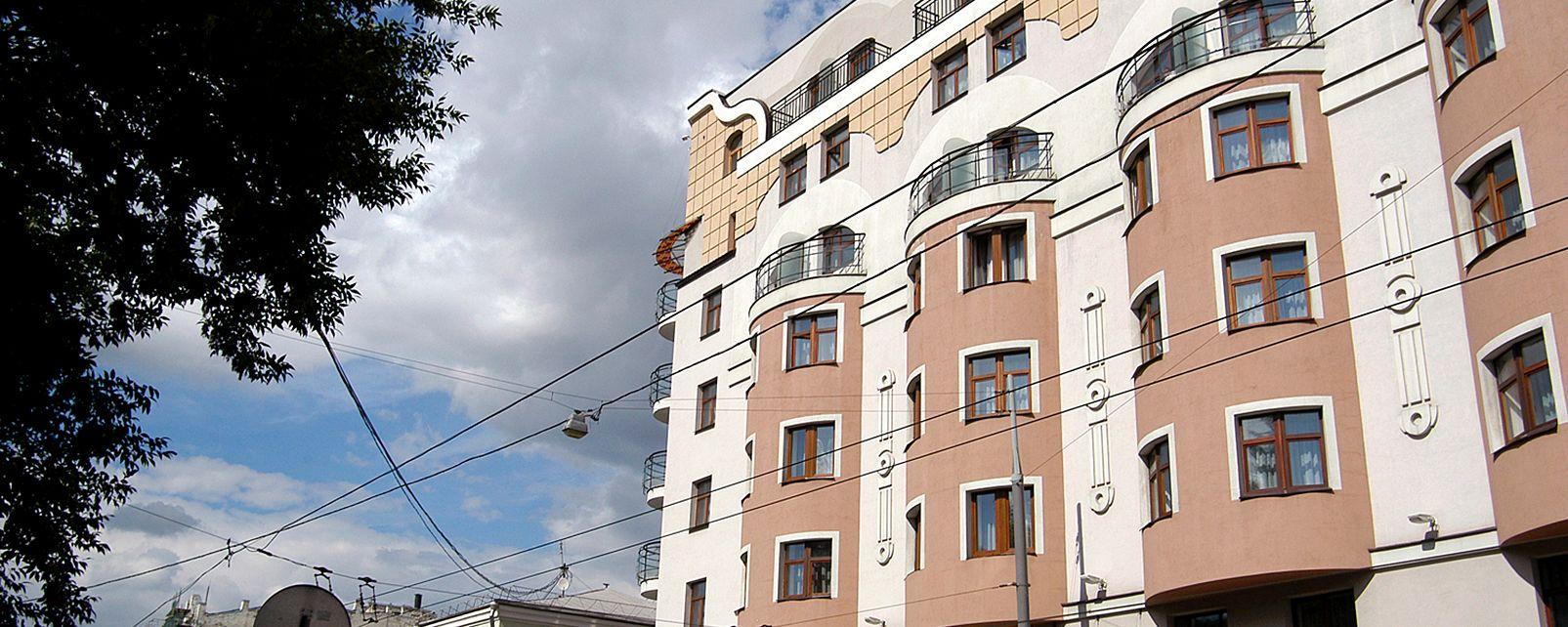 Hotel Park Inn Radisson Sadu
