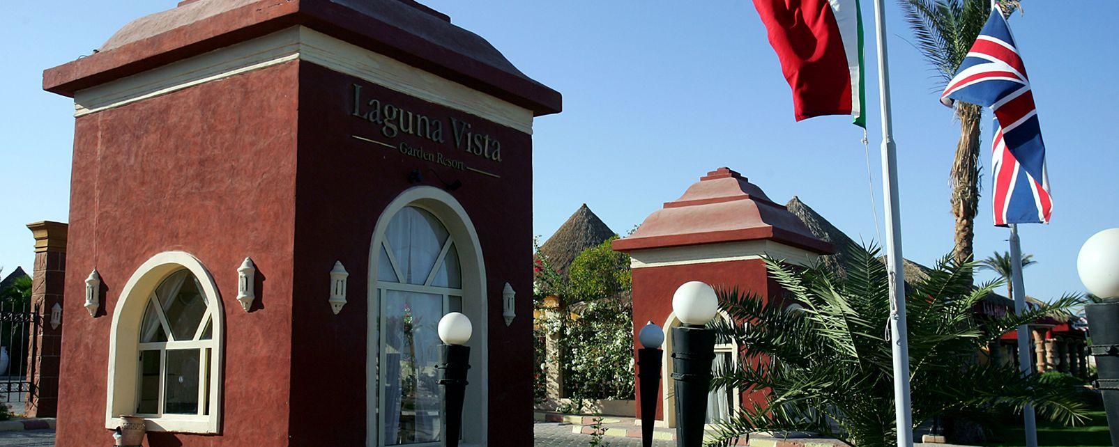 Hotel Laguna Vista Garden Resort