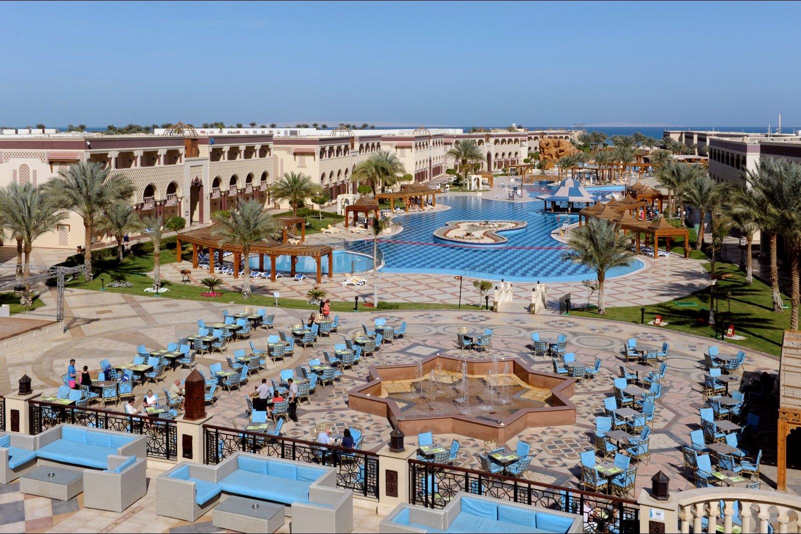 Club Jet tours Hurghada 5* - 1
