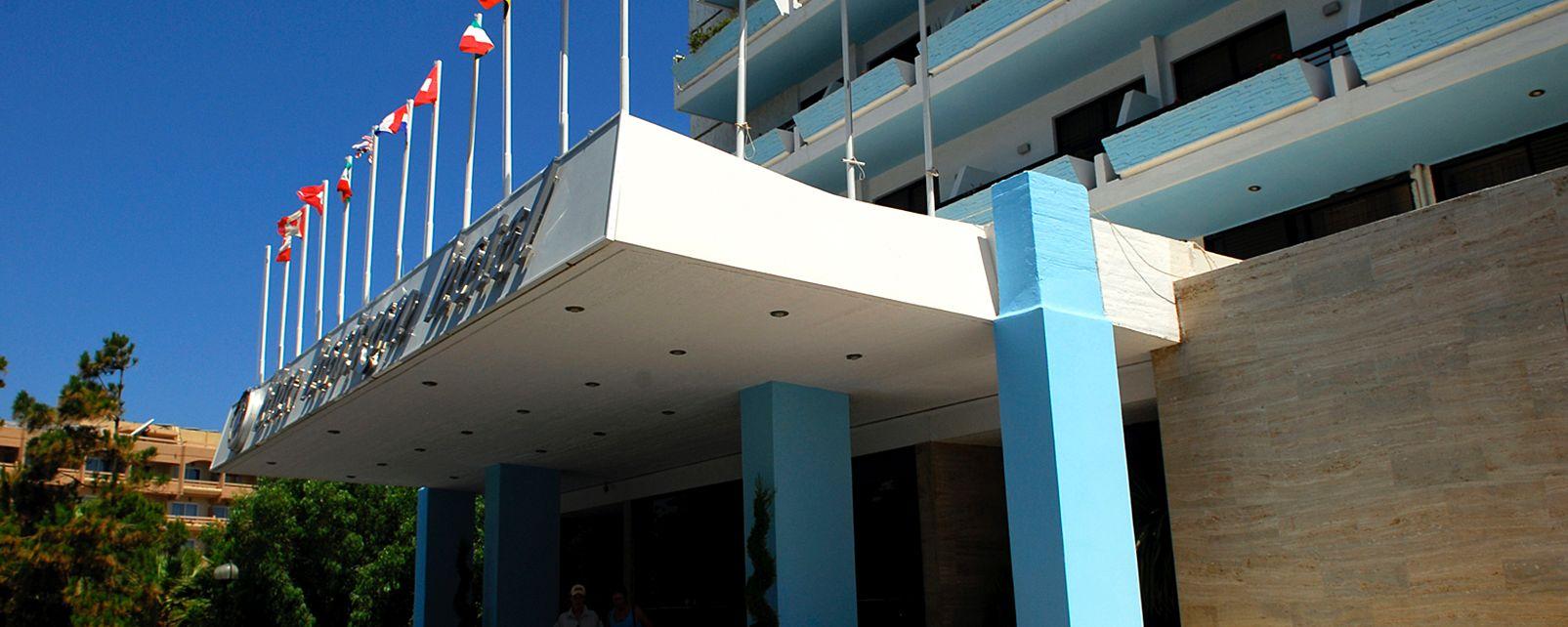 Hotel Club Blue Horizon Palm Beach