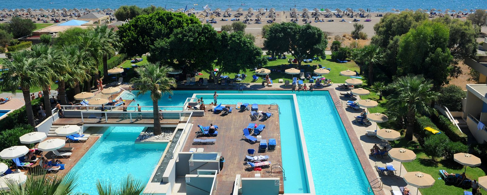 Hotel Club Heliades Blue Sea Beach Rhodes