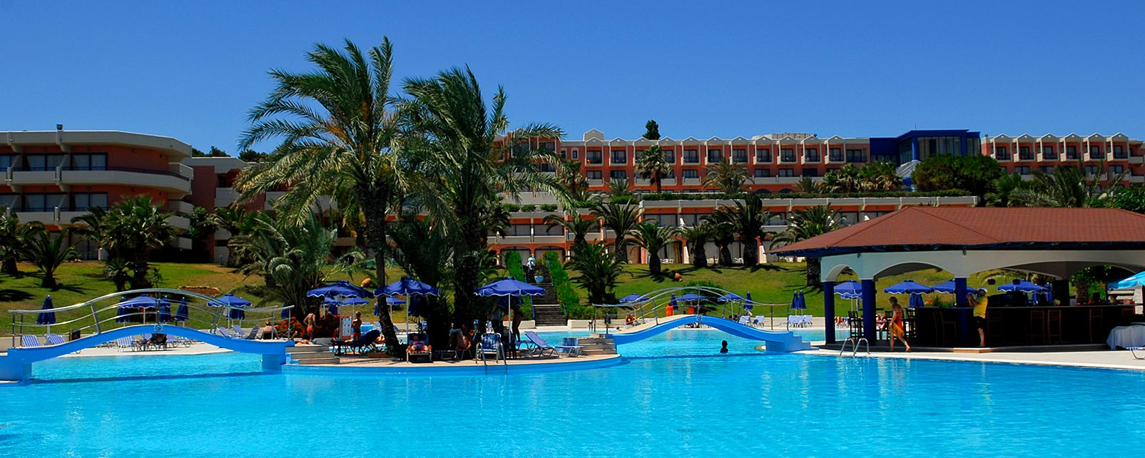 Hotel  Etoiles Rhodes Grece