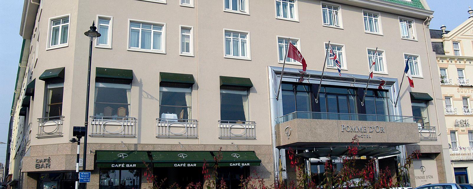 Hotel La Pomme dOr
