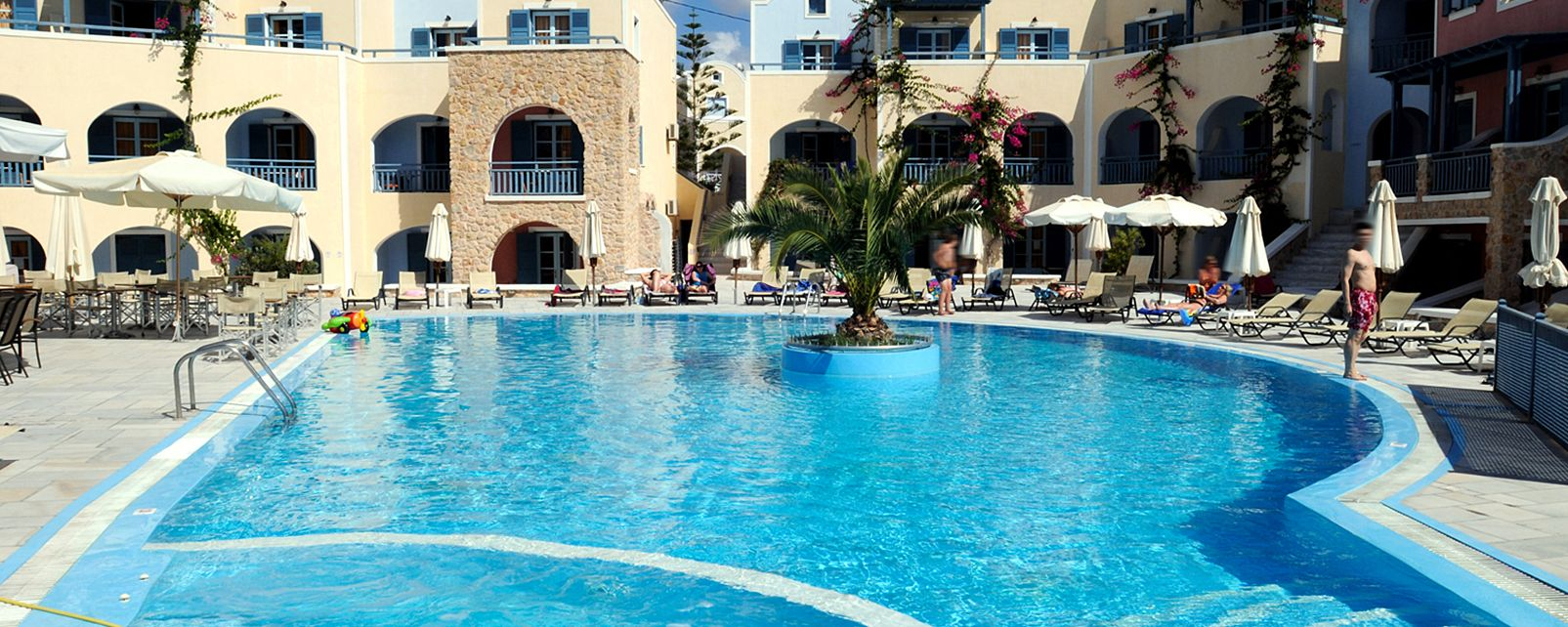 Hôtel Aegean Plaza