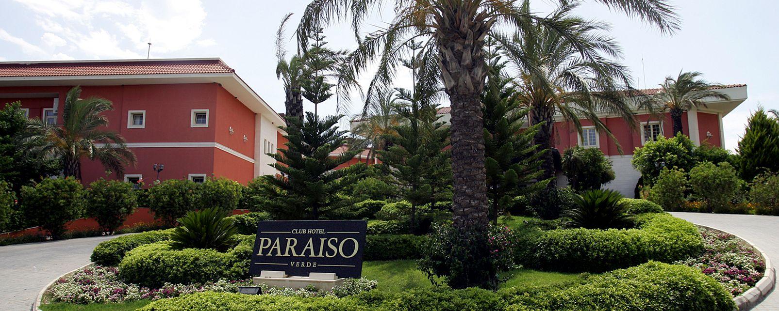 Hotel Paraiso Verde