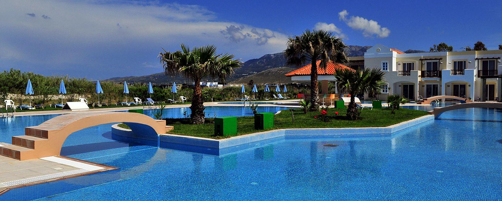 Hôtel Marmari Beach