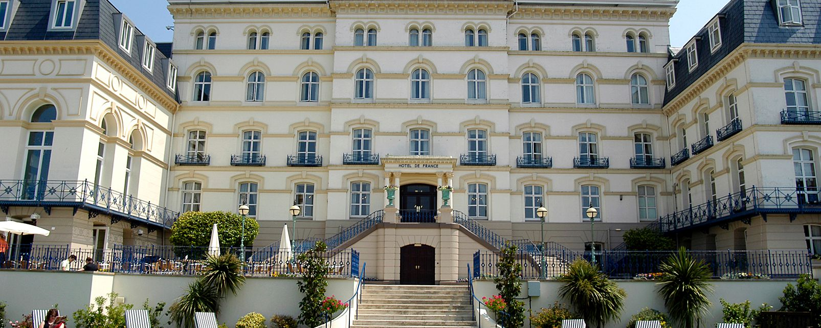 Hotel de france jersey in st helier united kingdom for Hotels jersey
