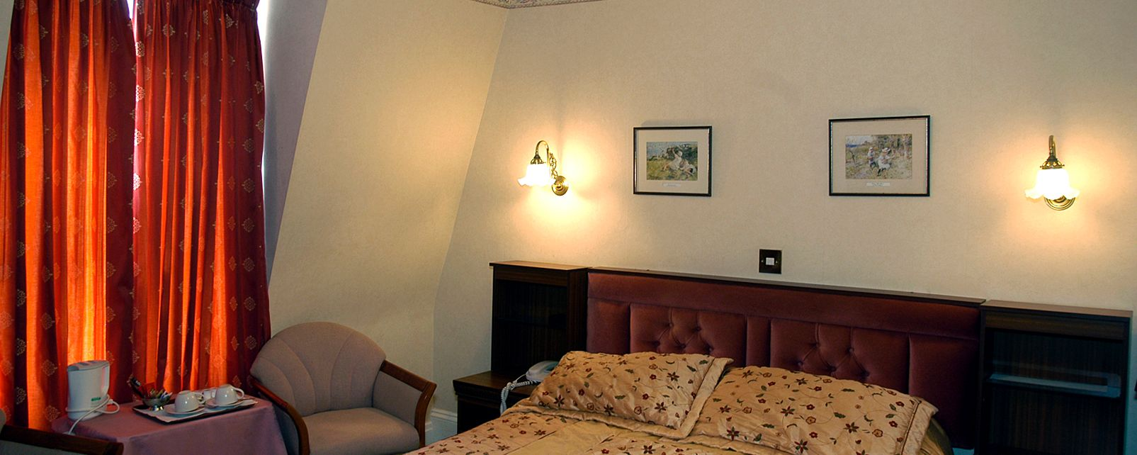 Hotel Monaco - Jersey