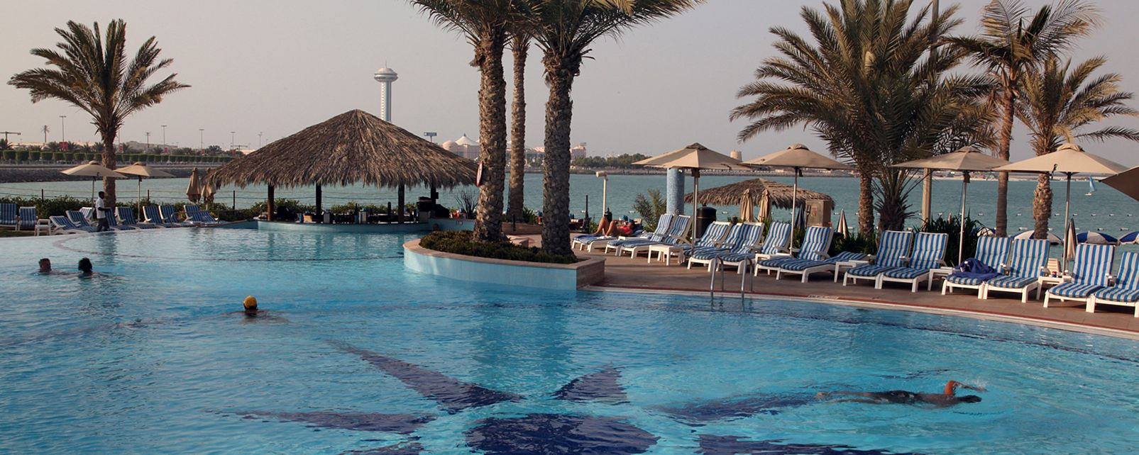 Hilton Hotel Abu Dhabi Corniche