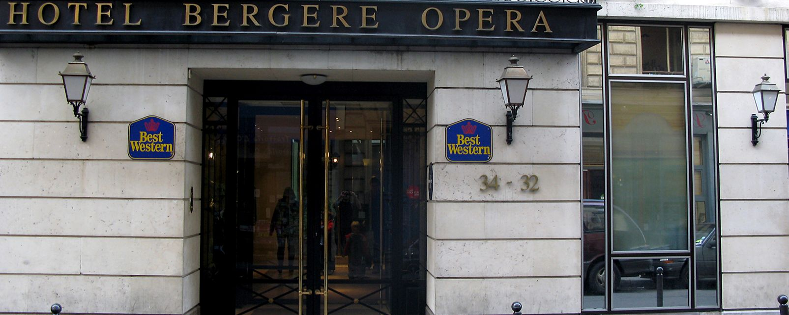 Hôtel Best Western Bergere Opera