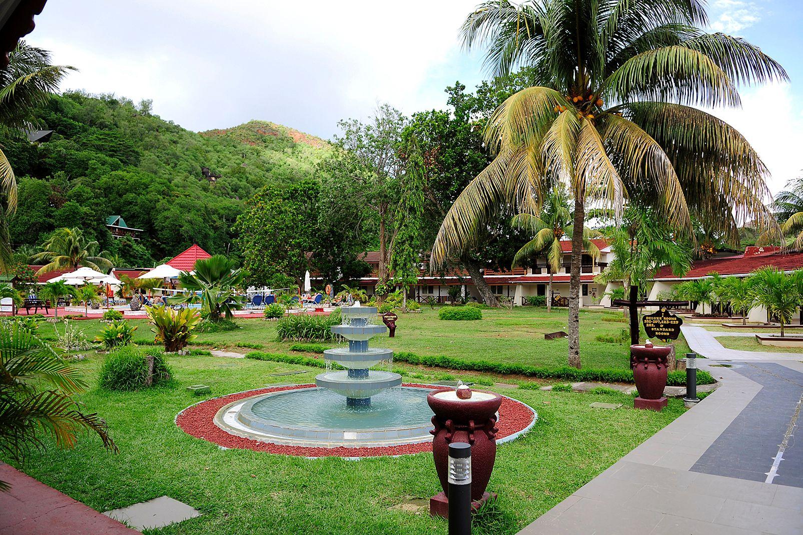 Hôtel Berjaya Praslin 3* - 1