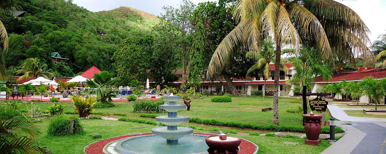 Hotel Berjaya Praslin Resort Seychelles