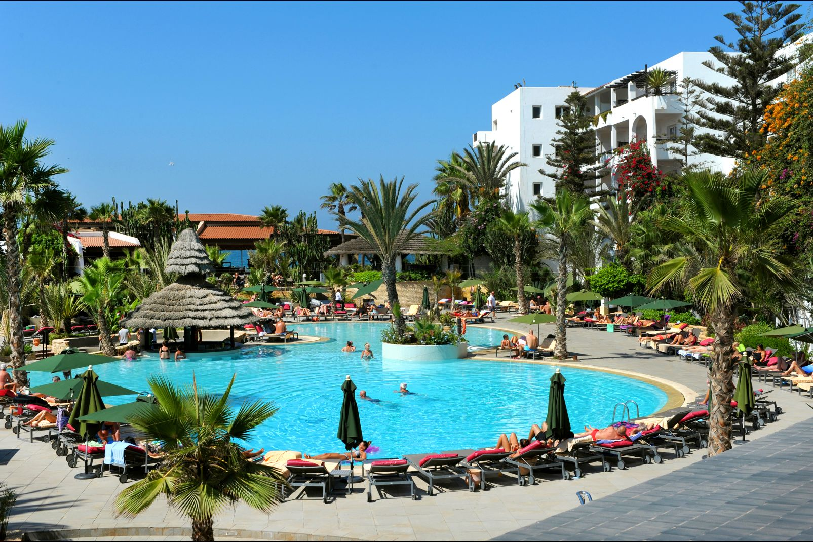 Hôtel RIU Tikida Beach Golf & Thalasso 4* - 1