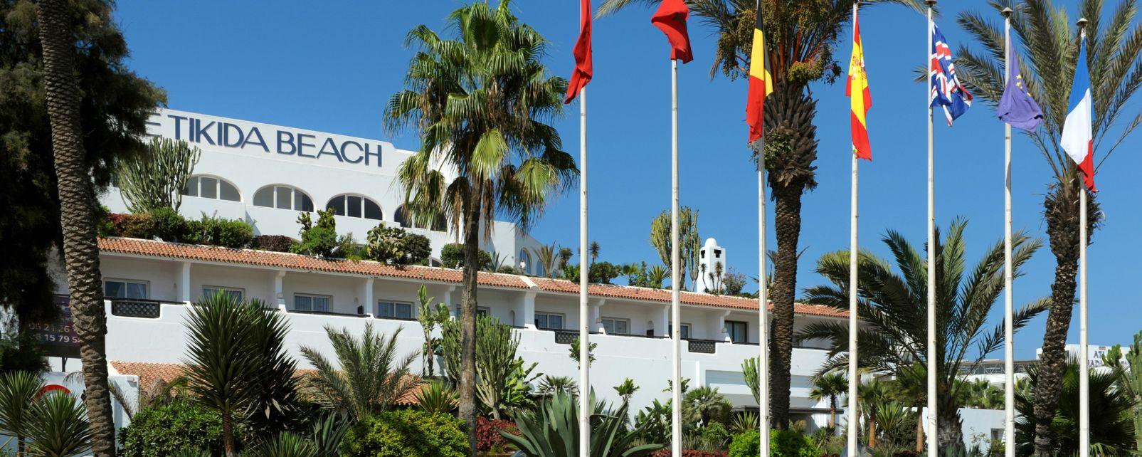 Hôtel Riu Tikida Beach