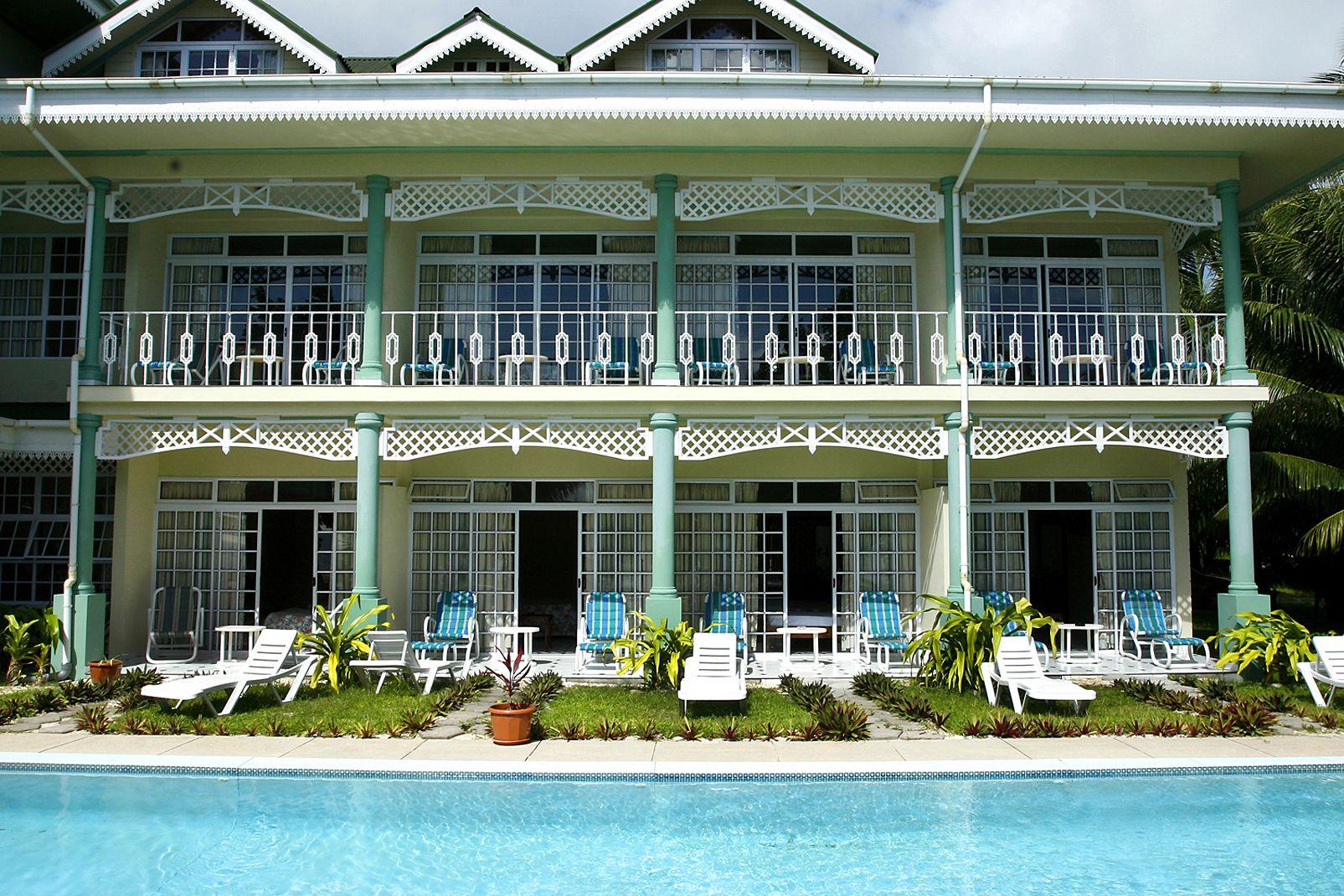 Hôtel Palm Beach 2* - 1