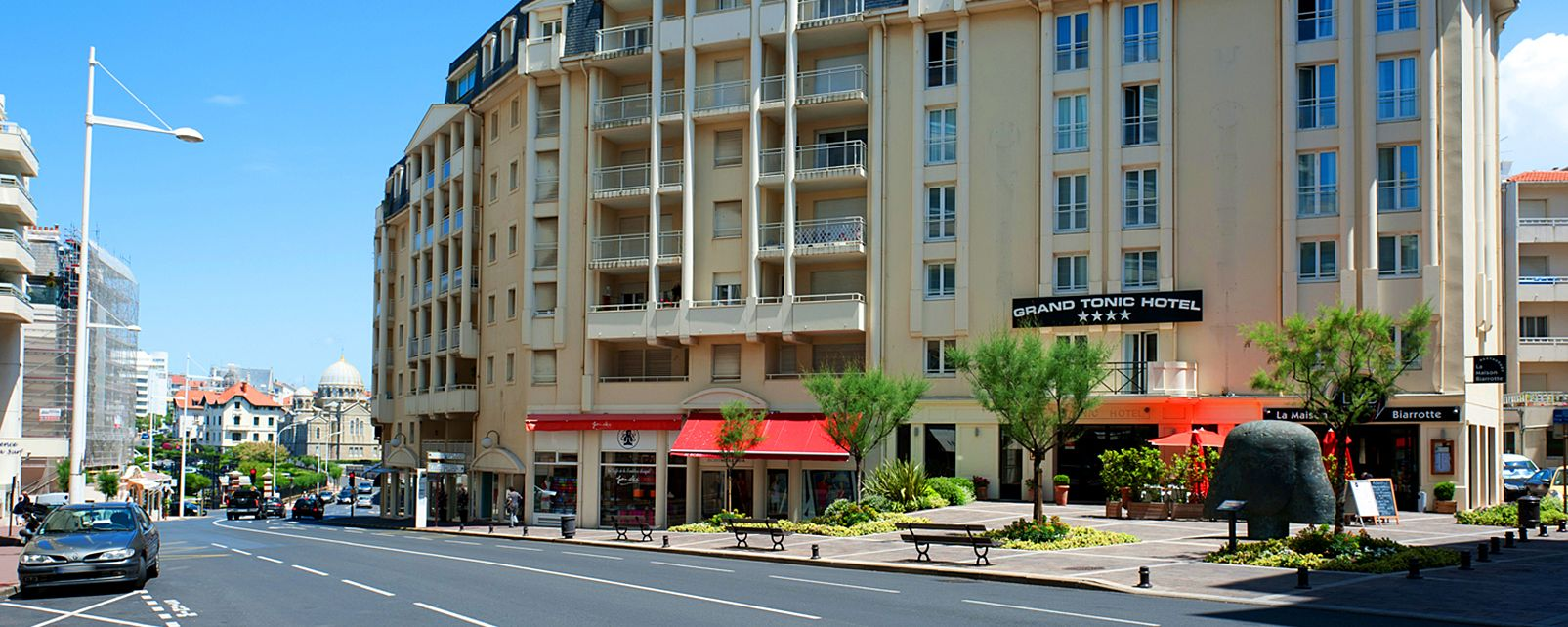 Hôtel Grand Tonic Hôtel Biarritz