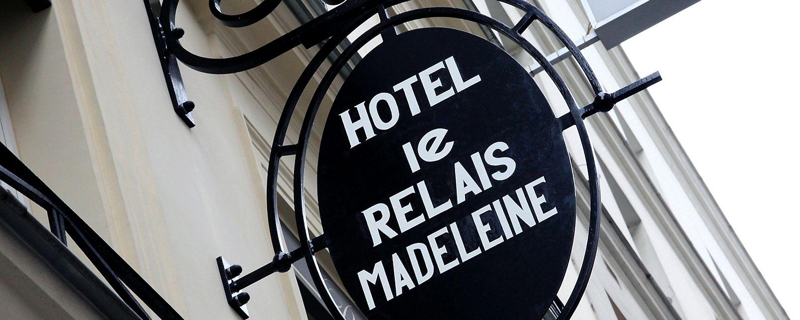 Hotel Le Relais Madeleine