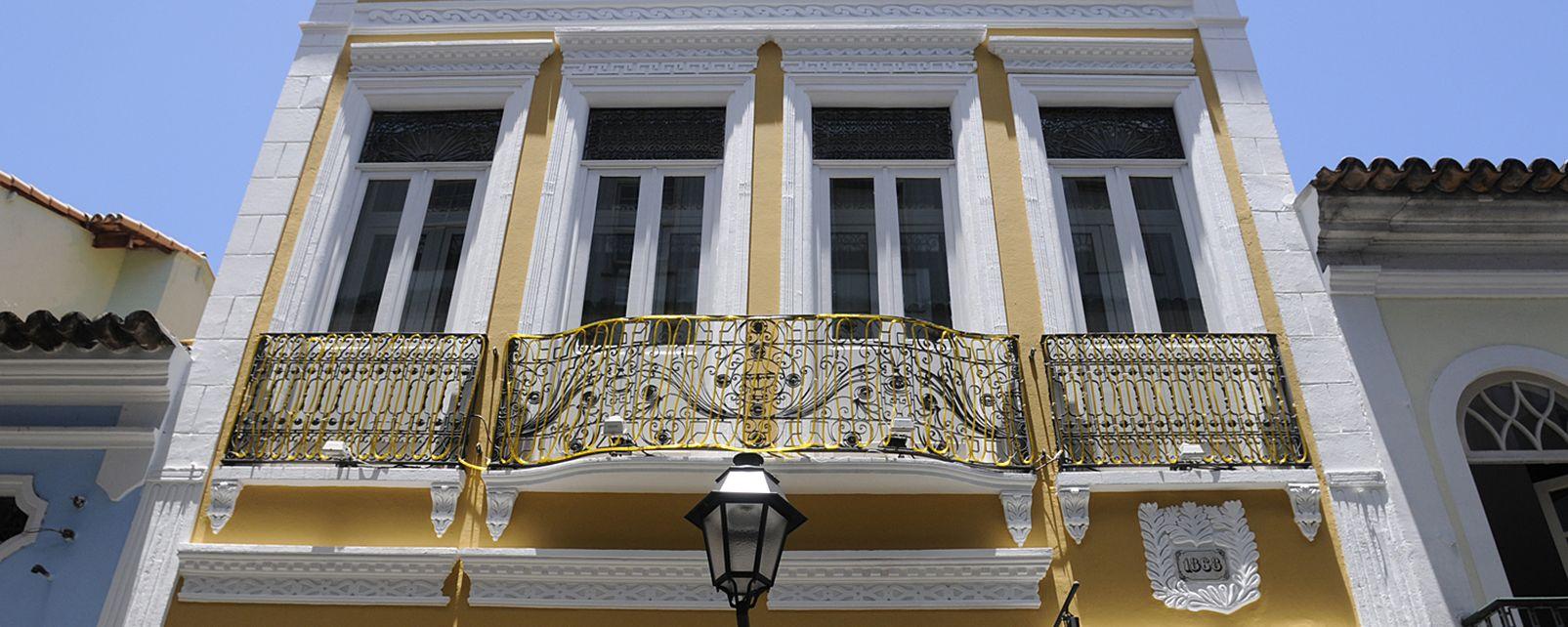 Hôtel Casa do Amarelindo