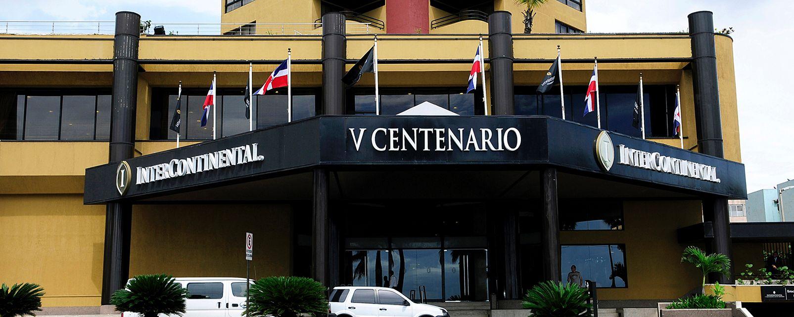 Hôtel Crowne Plaza V Centenario Santo Domingo