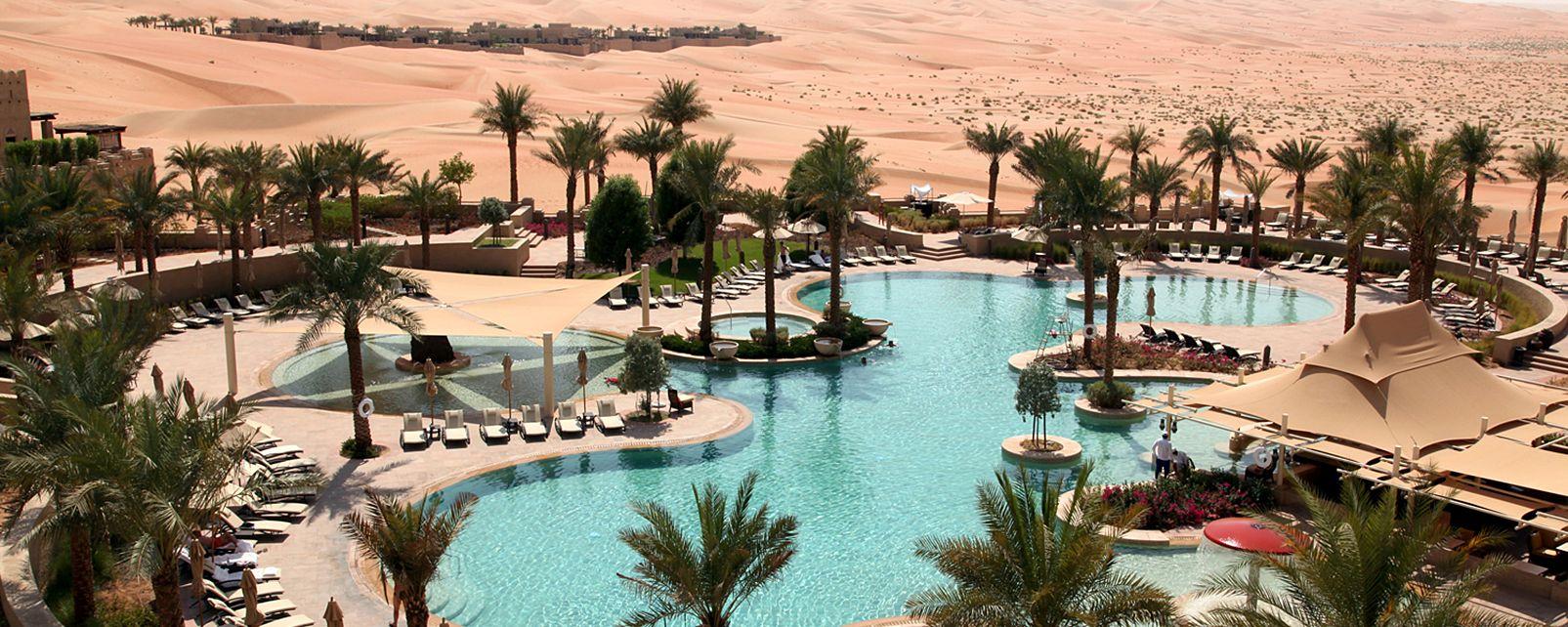 Hotel Qasr Al Sarab Desert Resort by Anantara