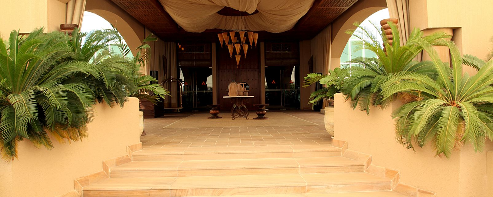 Hotel Anantara Desert Islands Resort