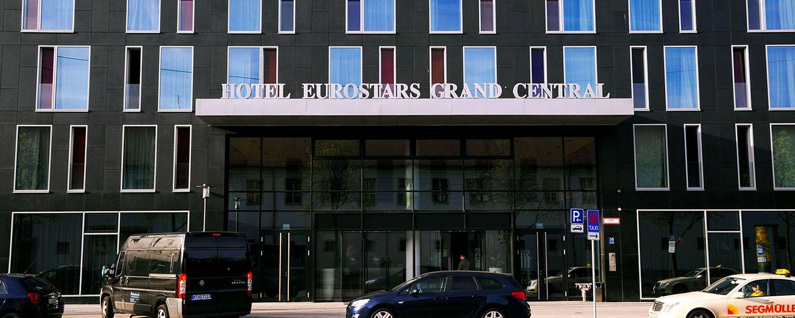 Hôtel Eurostars Grand Central