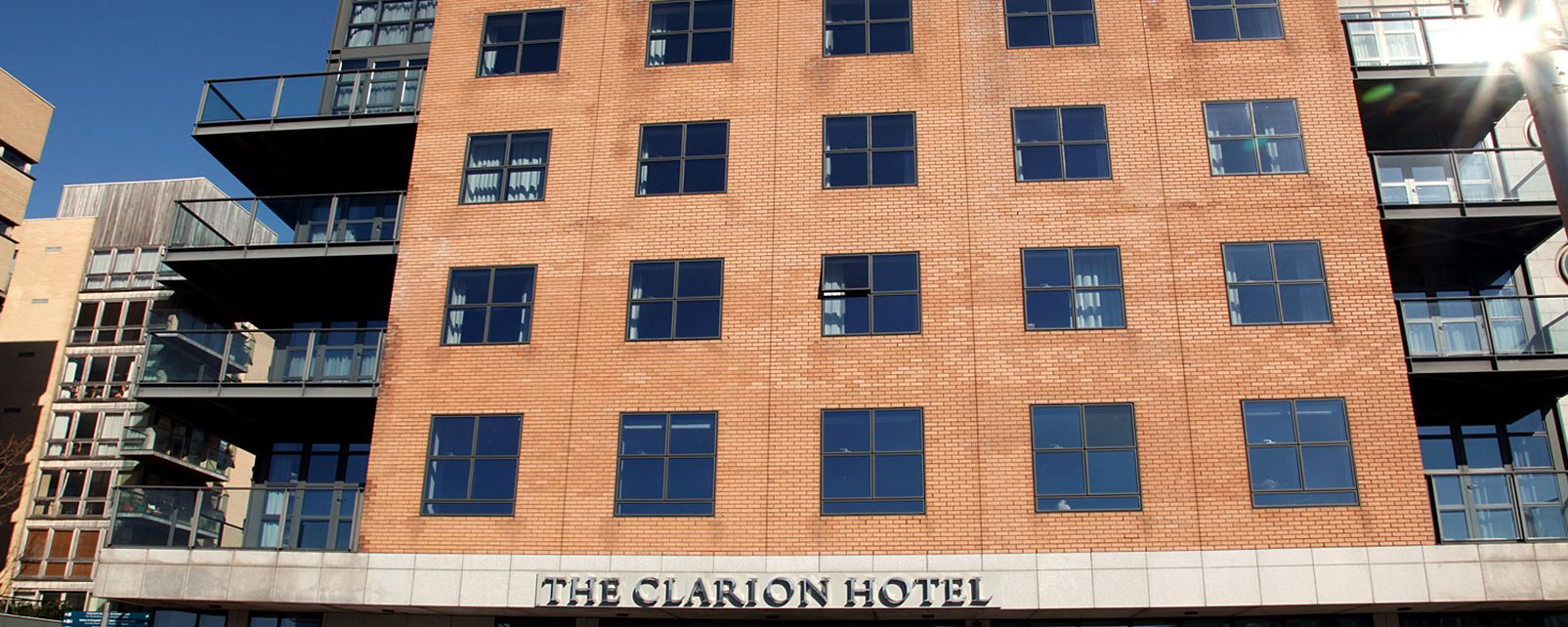 Hotel Clarion Hotel Dublin City