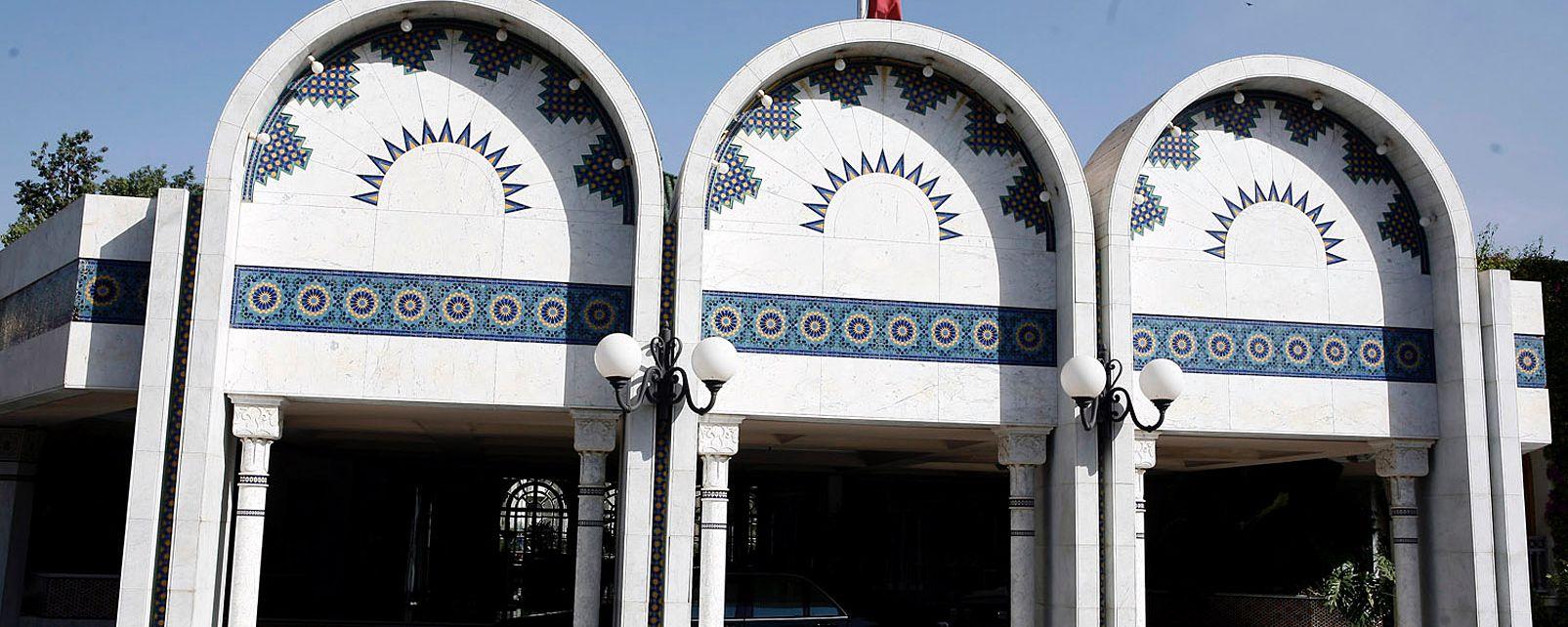 Hôtel Jnane Palace