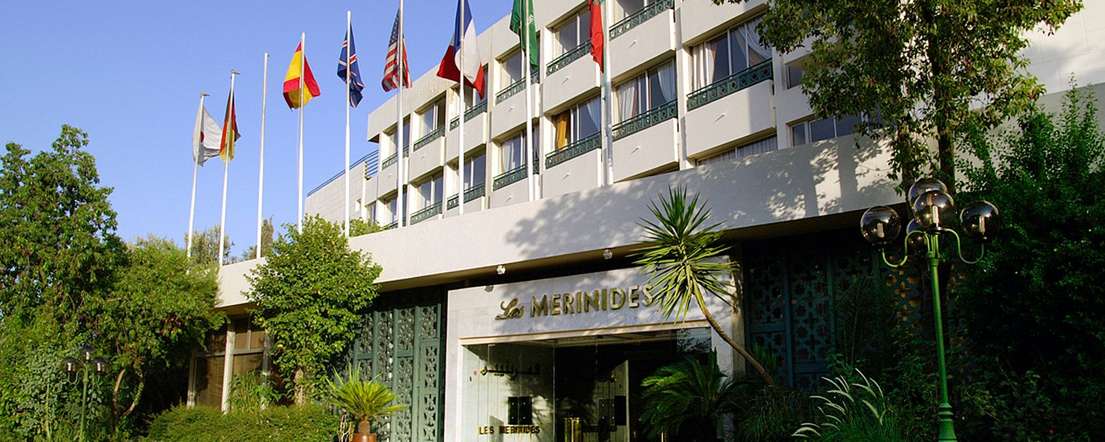 Hotel Les Mérinides
