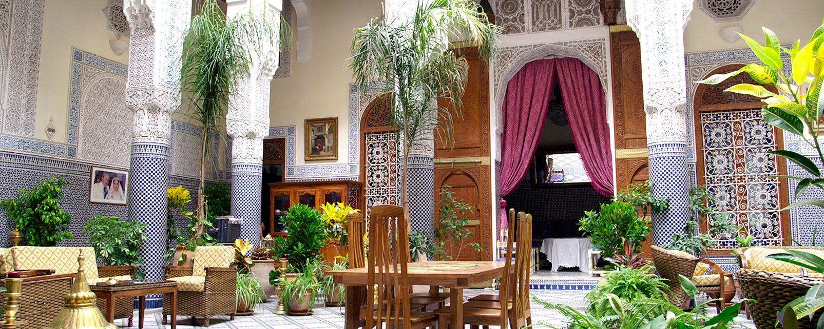 Hotel Palais d'hôtes et spa andalou