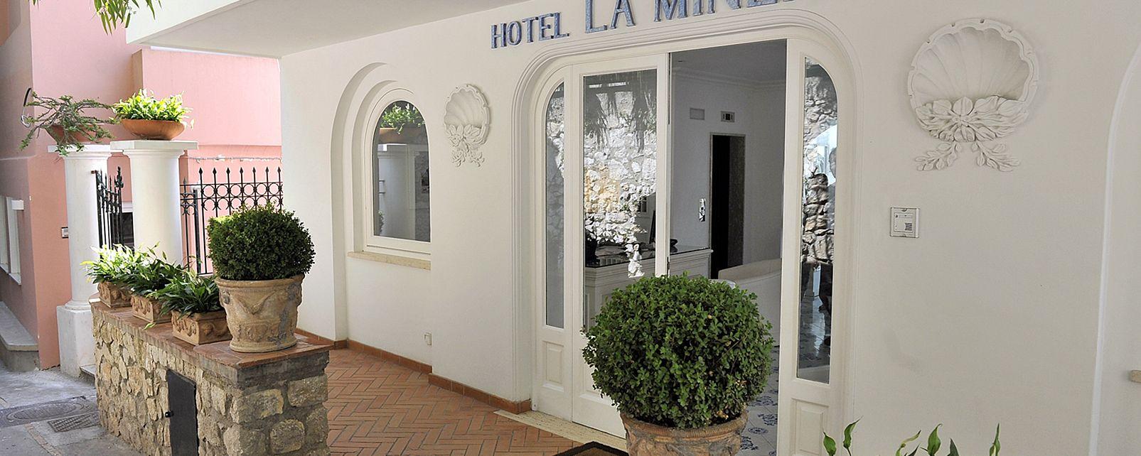 Hotel La Minerva