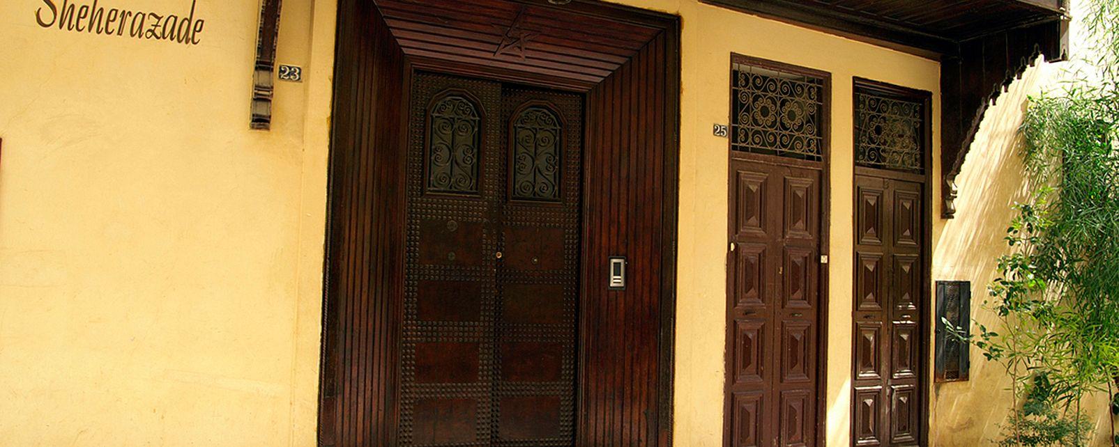 Hôtel Riad Sherazade