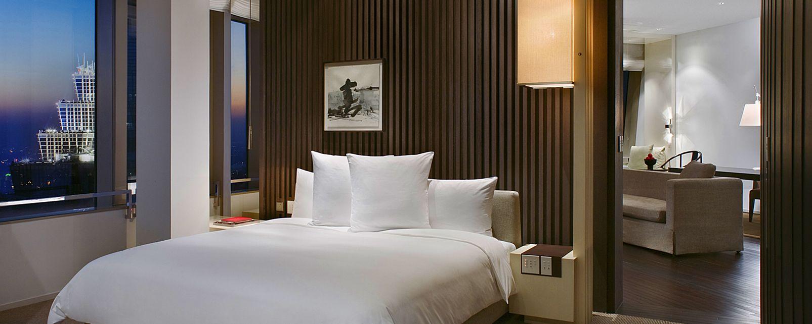Hôtel Park Hyatt Shanghaï