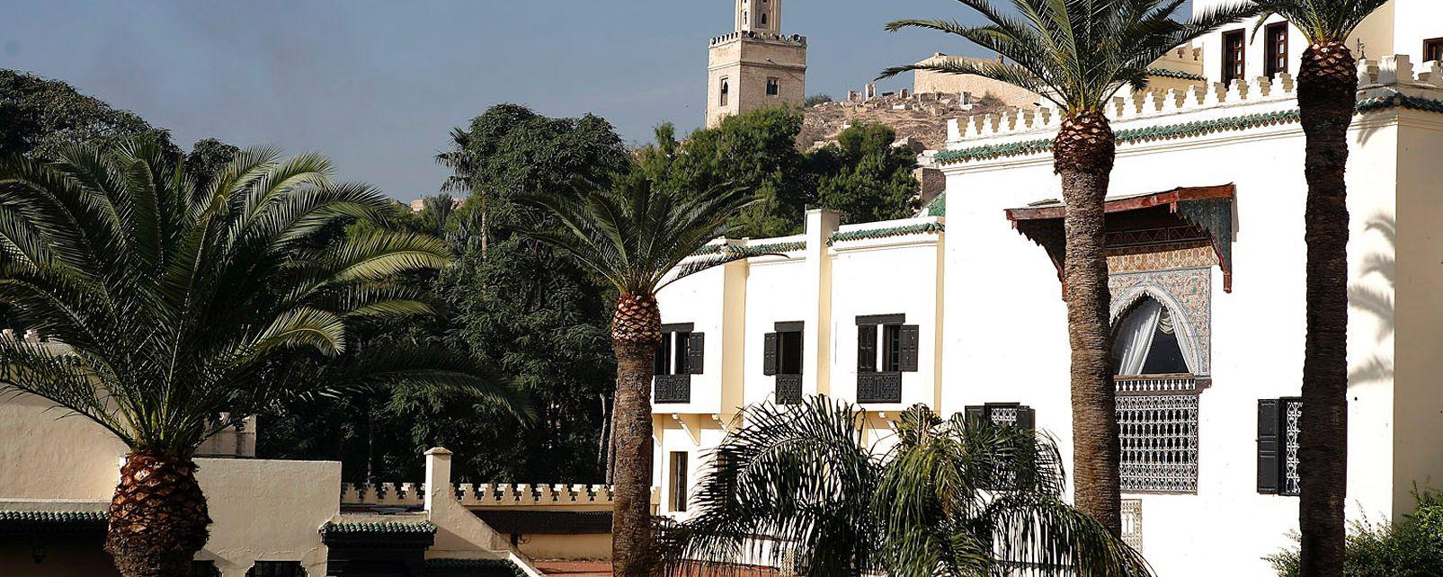 Hotel Sofitel Palais Jamai
