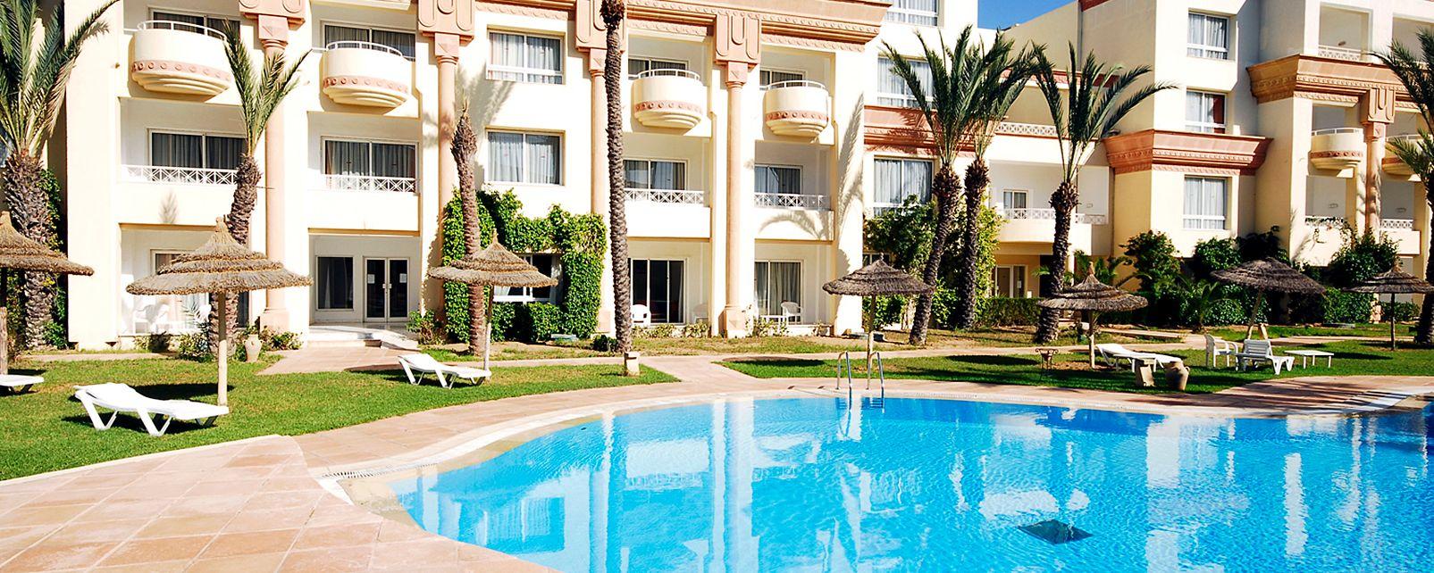 Hôtel Tunistar Marina Palace