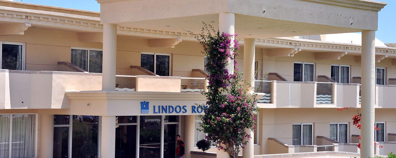 Hotel Rhodes Lindos
