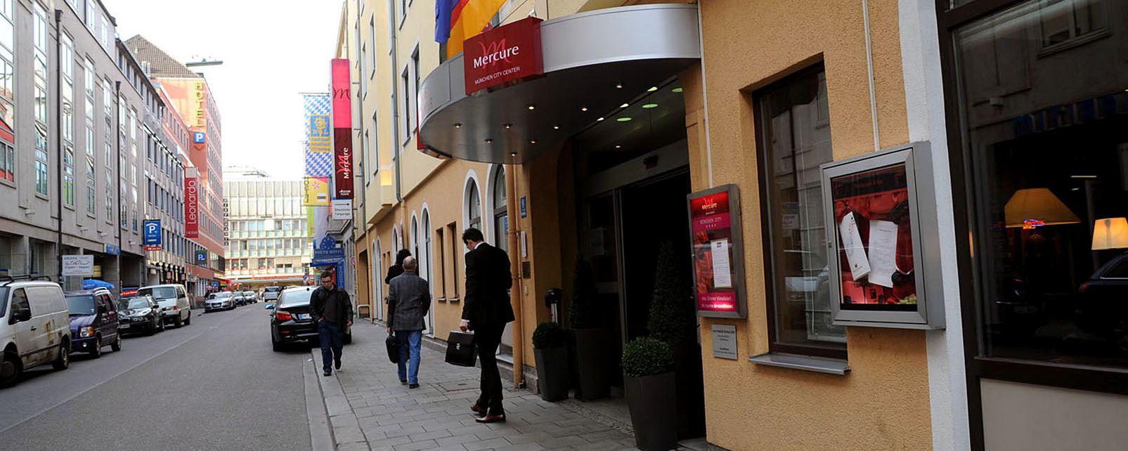 Hotel Mercure City Munich Hotel