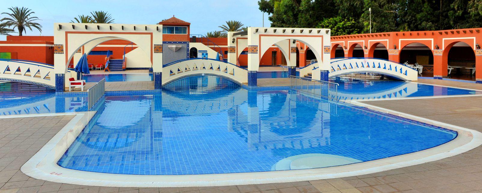 Hôtel Club Almoggar Garden Beach